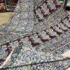 Kalamkari Blockprinted Cotton Sarees